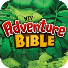 NIV Adventure Bible - Bible Apps for Study & Devotion